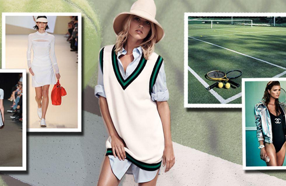 Der Sporty-Look: Mit diesen Teilen wirst du im Sommer 2015 zur Trendsetterin!