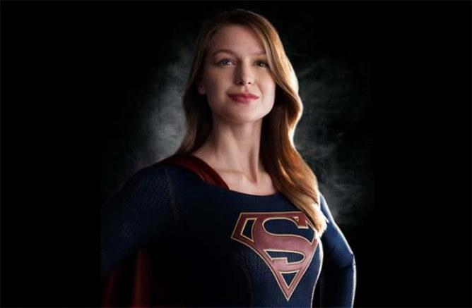 Melissa Benoist, la nouvelle Supergirl
