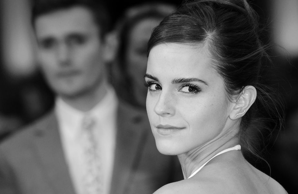 """Emma Watson : """"A la minute où je me suis exprimée pour parler du droit des femmes, j'ai été menacée"""""""