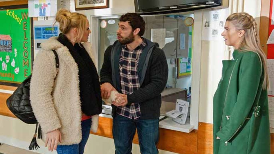 Emmerdale 17/03 - Andy cries over Katie