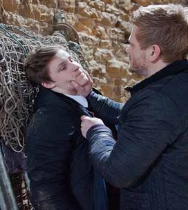 Emmerdale 19/03 - Dave resorts to drastic measures with Lachlan