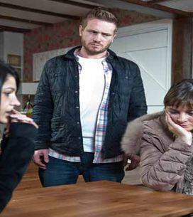 Emmerdale 20/03 - Chrissie is torn