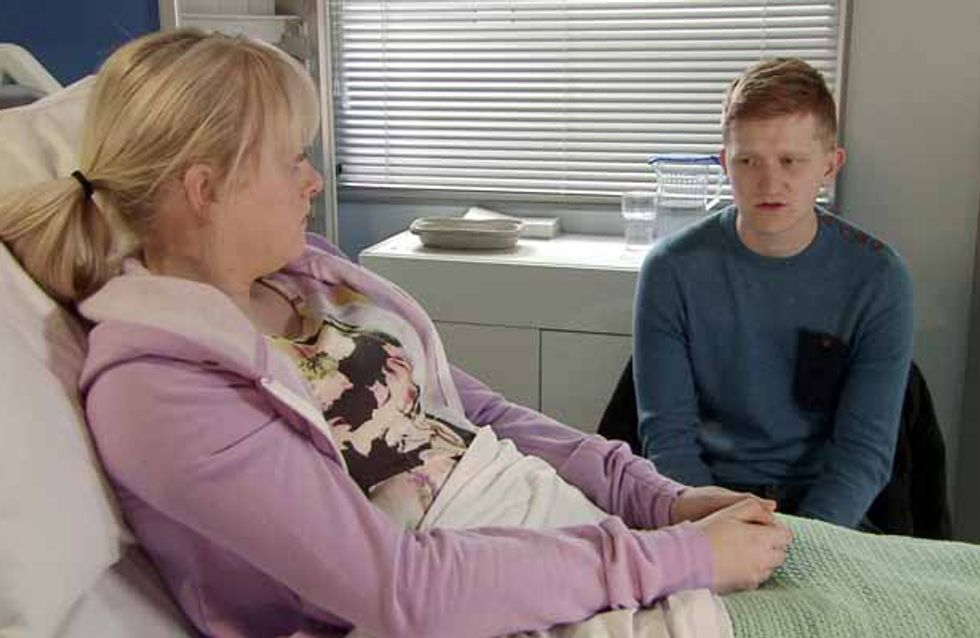 Coronation Street 16/03 - Katy's day goes from bad to worse