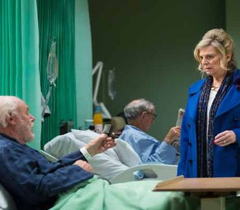 Eastenders 19/03 - A lonely Stan grows frustrated