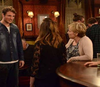 Eastenders 20/03 - It's Donna's birthday and Pam is determined to make it special