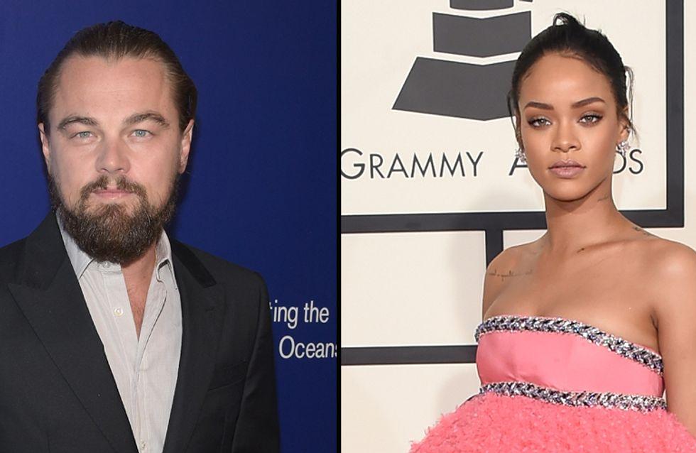Rihanna dans le prochain film de Leonardo DiCaprio ?