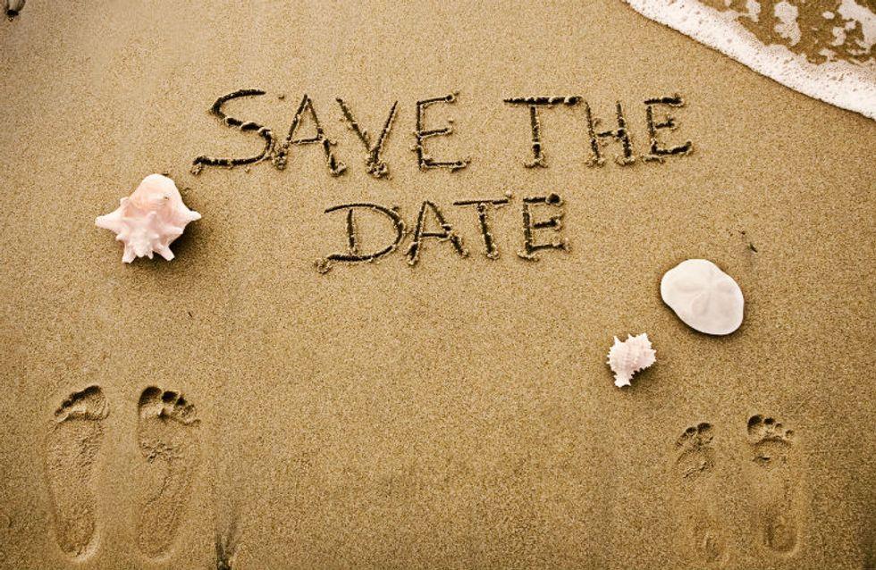 Dicas preciosas para um casamento na praia perfeito