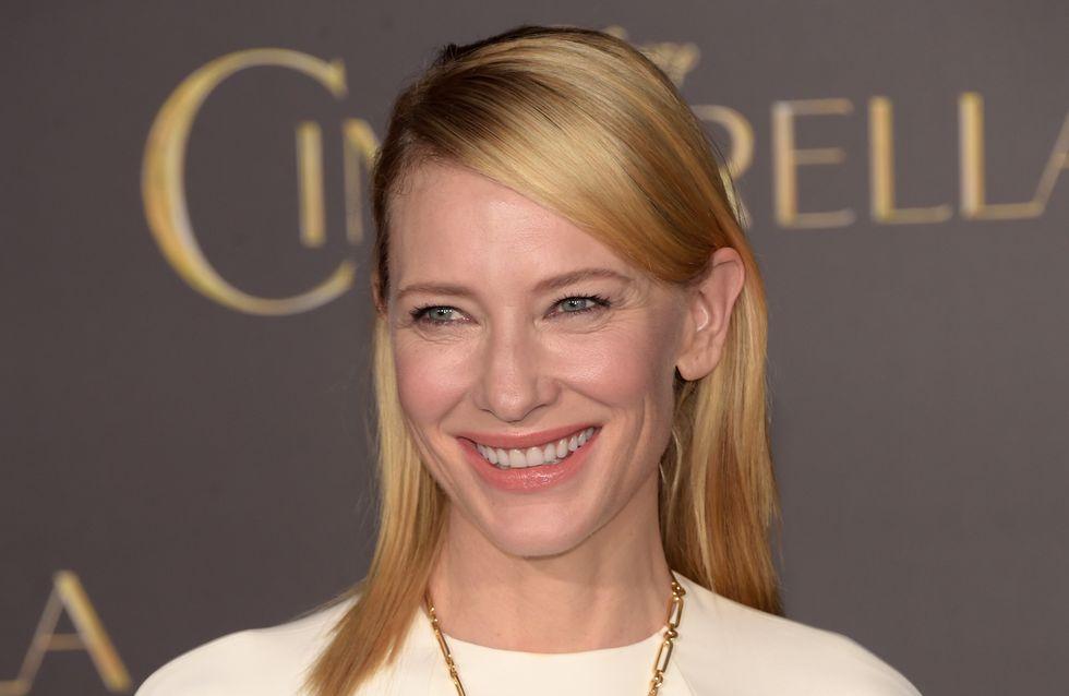 Cate Blanchett: So heißt ihre Adoptiv-Tochter