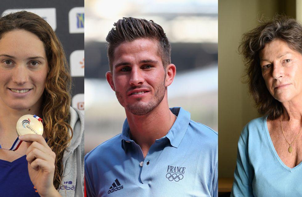 Camille Muffat, Florence Arthaud et Alexis Vastine, victimes d'un crash qui a fait dix morts en Argentine