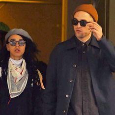 Robert Pattinson und Freundin FKA Twigs suchen sich Baby-Namen aus