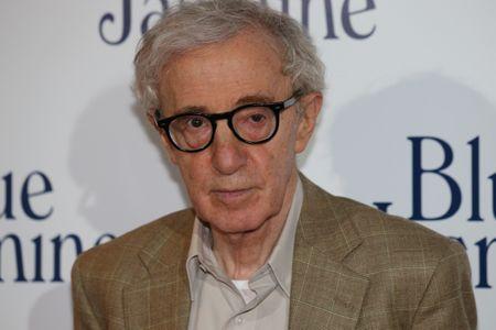 Woody Allen.