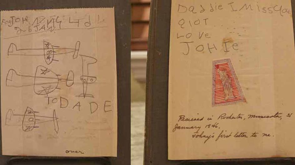 This Women Found A 70-Year-Old Note In A Book. What Happened Next Will Warm Your Heart