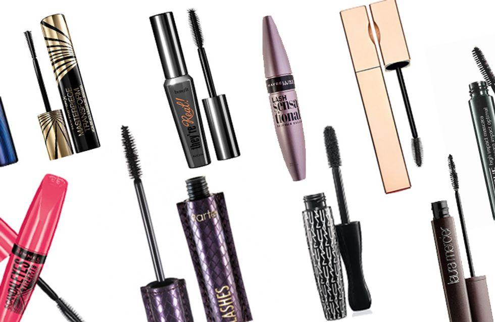 The 10 Best Lengthening Mascaras! Watch The soFeminine Team Reviews In #TheBeautyBooth