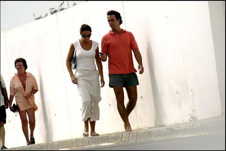 Álvaro Muñoz Escassi y Vicky Martín Berrocal