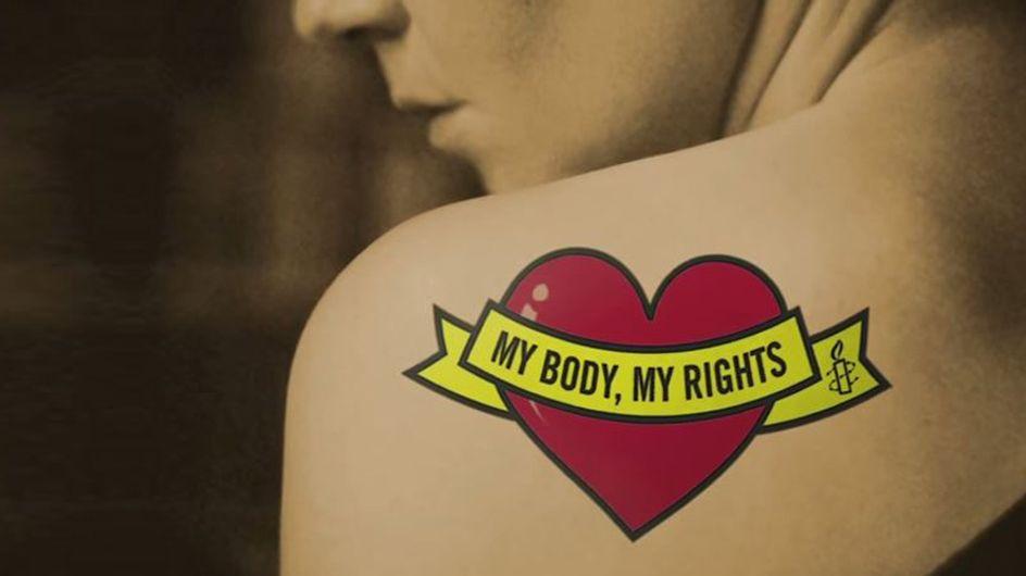 Mein Körper gehört mir: Kampagne kämpft für mehr Frauenrechte weltweit