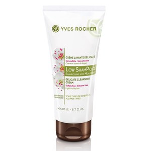 Le low shampoo signé Yves Rocher, 6.60 euros