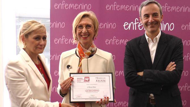 Rosa Díez, Jorge Segado y Carmen m. García