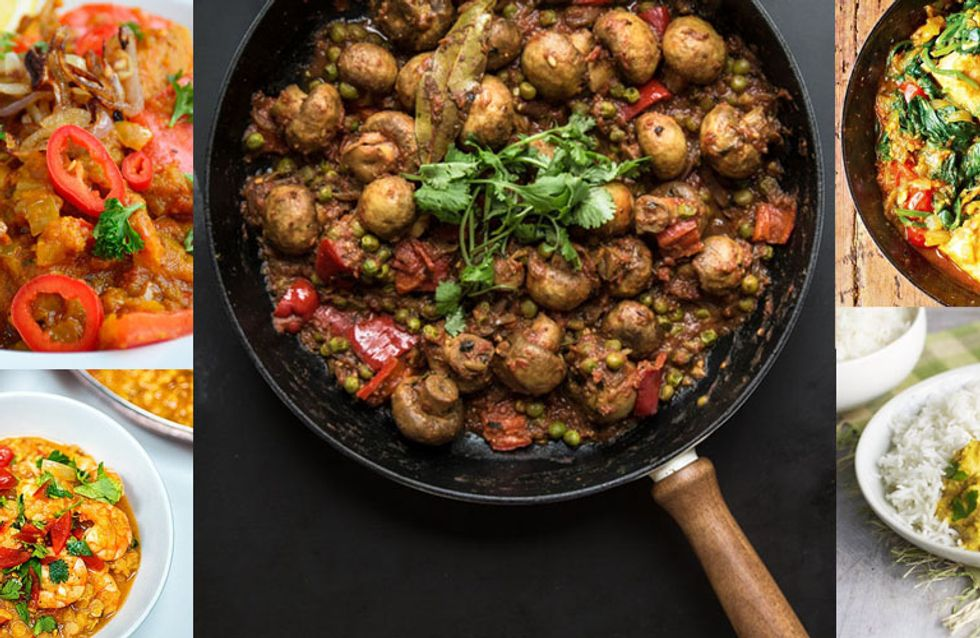 10 Healthy Curry Recipes You Can Enjoy Guilt-Free!