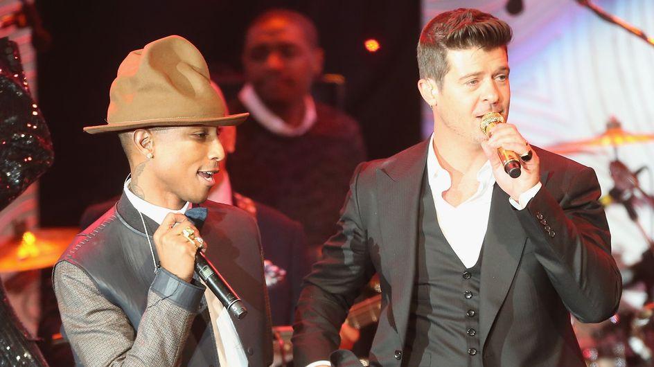 Plagiatsprozess verloren: Pharrell Williams & Robin Thicke müssen Millionen zahlen