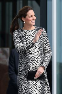 Kate Middleton à la Turner Contemporary Art Gallery ce mercredi