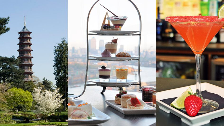 10 Ways To Treat Your Mum In London This Mother's Day