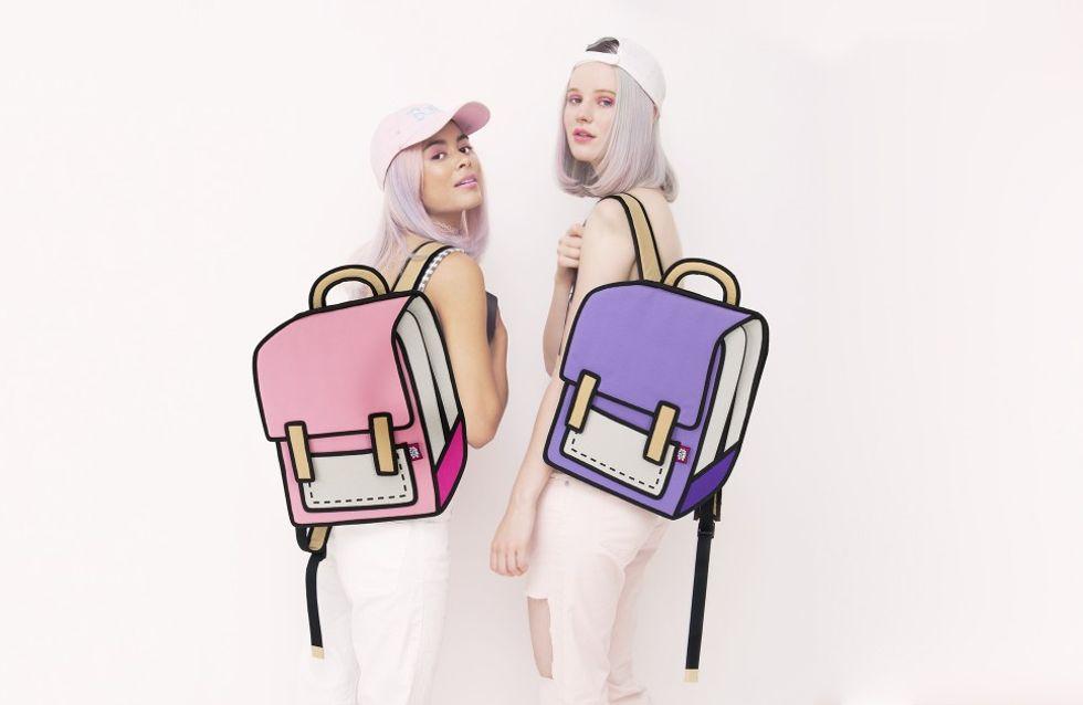 Queste borse, assolutamente vere, ti faranno sembrare un cartone animato