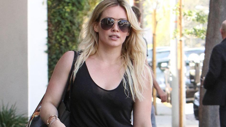 Hilary Duff, el peor look de la semana