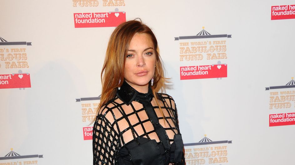 Lindsay Lohan abuse de Photoshop sur son compte Instagram (Photo)