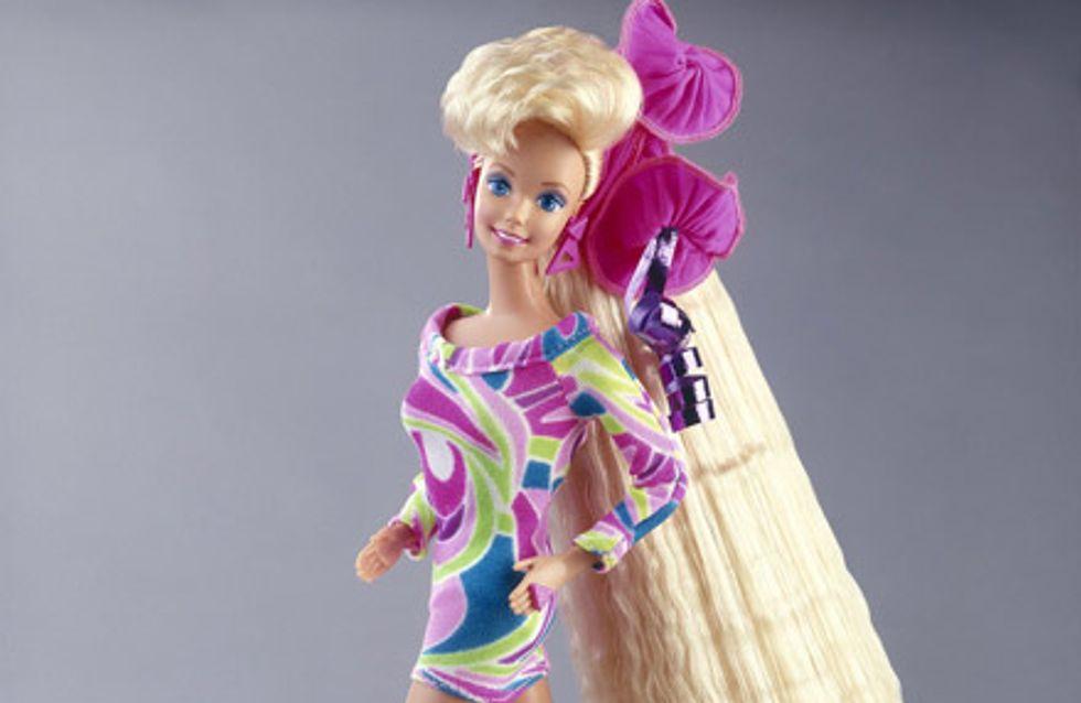Ces poupées Barbie® ont rythmé notre enfance