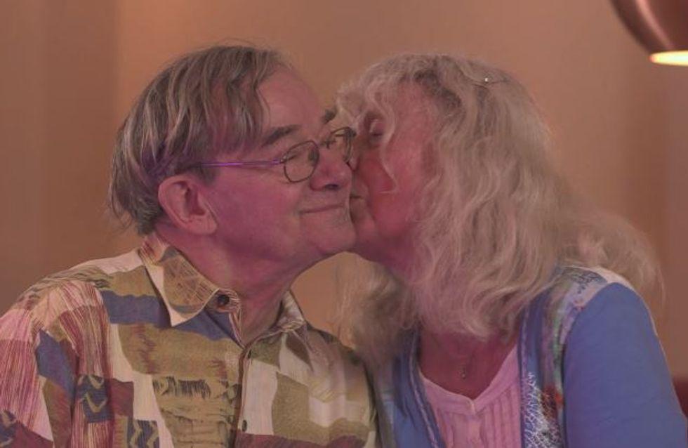 Frisch verliebt im hohen Alter: Diese Paare verraten euch ihr Geheimrezept