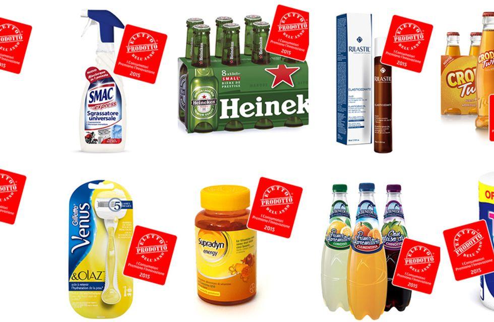 Quali sono i prodotti innovativi del 2015 per i consumatori?