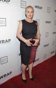 Patricia Arquette sur le red carpet.