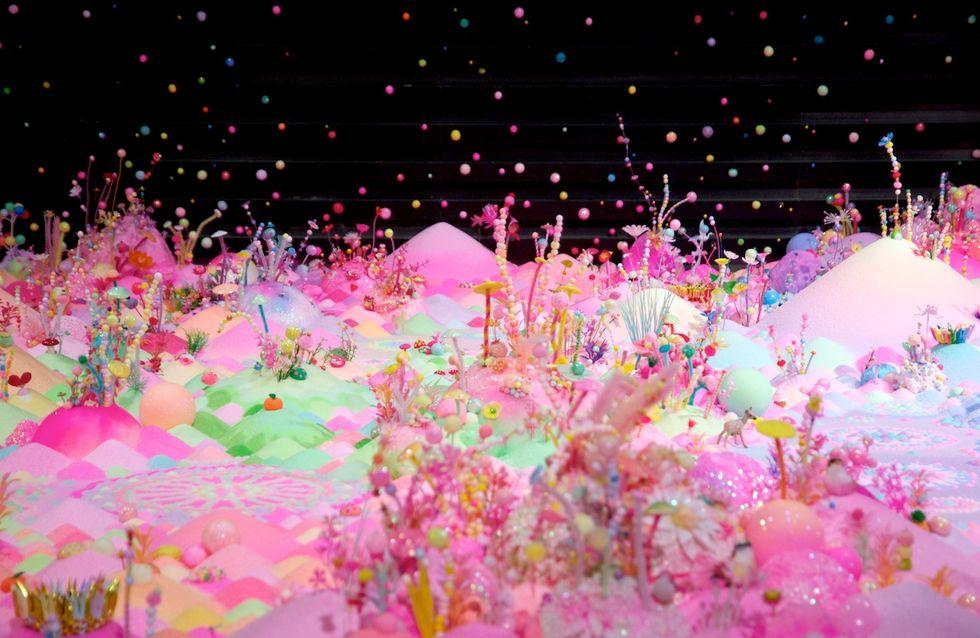 Não, não é alucinação: o mundo de Candy Crush realmente existe...