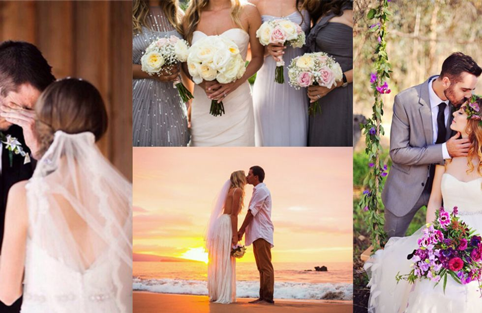 Ideas For Wedding Vows For Every Type Of Couple
