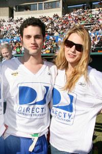 Penn Badgley & Blake Lively en 2009
