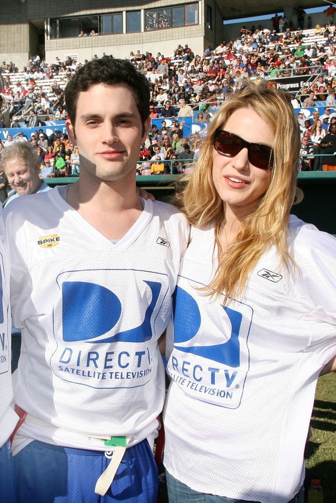 Penn Badgley & Blake Lively en 2009