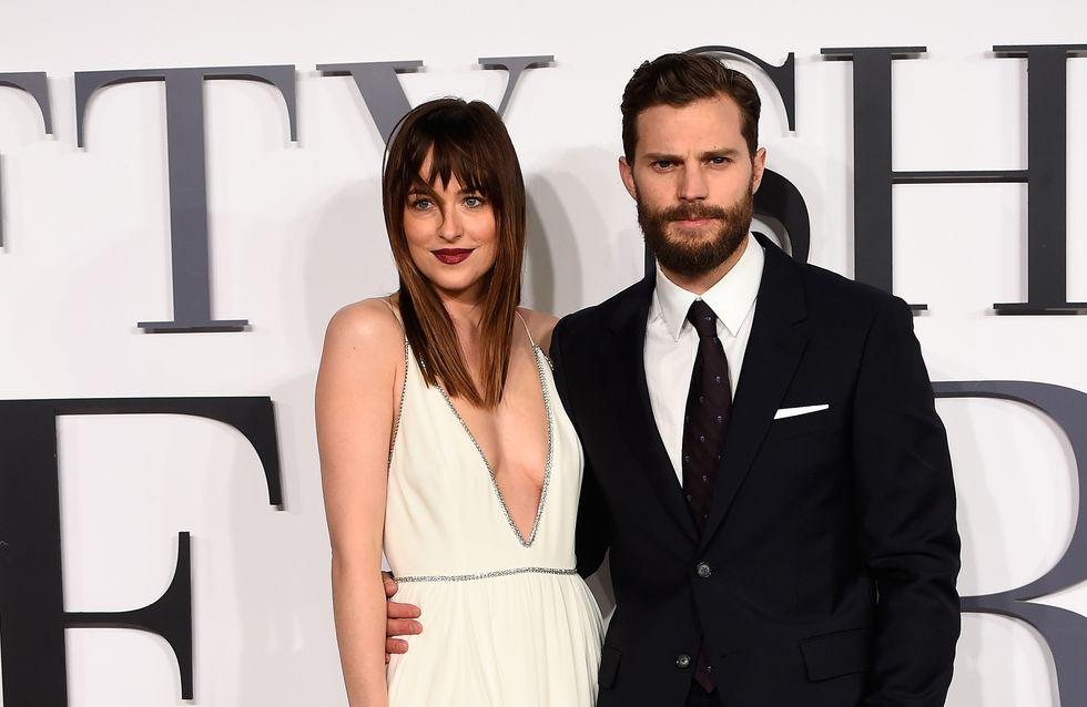 Dakota Johnson et Jamie Dornan, les héros de Fifty Shades, mécontents de leur salaire ?
