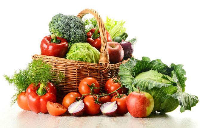 Kohlenhydrate-Tabelle: Gemüse