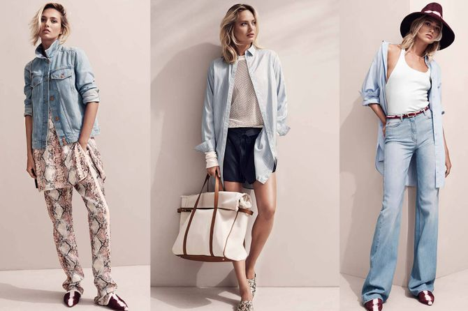 H&M collection Studio printemps/été 2015