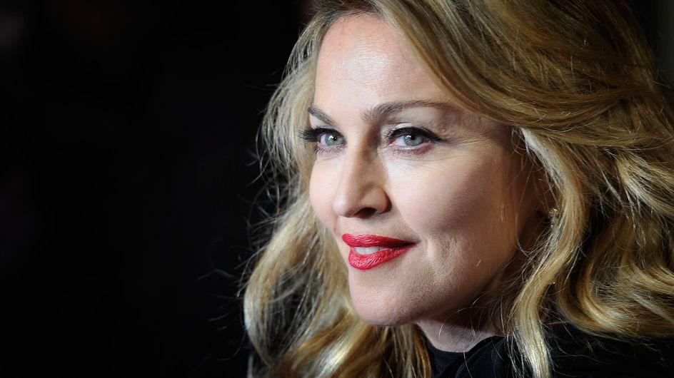 Victime d'un viol, Madonna n'a pas osé porter plainte
