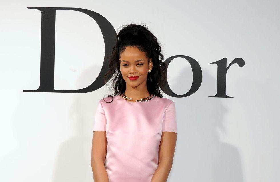Rihanna, nouvelle ambassadrice Dior