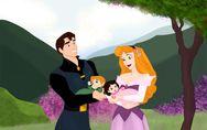 Et si les princesses Disney avaient eu des enfants...