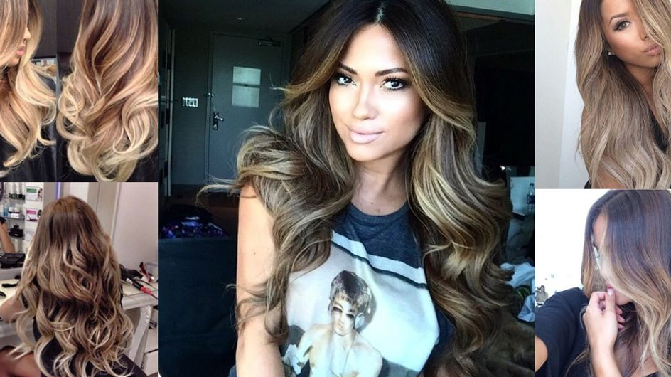 What Is Balayage? The Hair Colour Trend You're About To Become Low-key Obsessed With