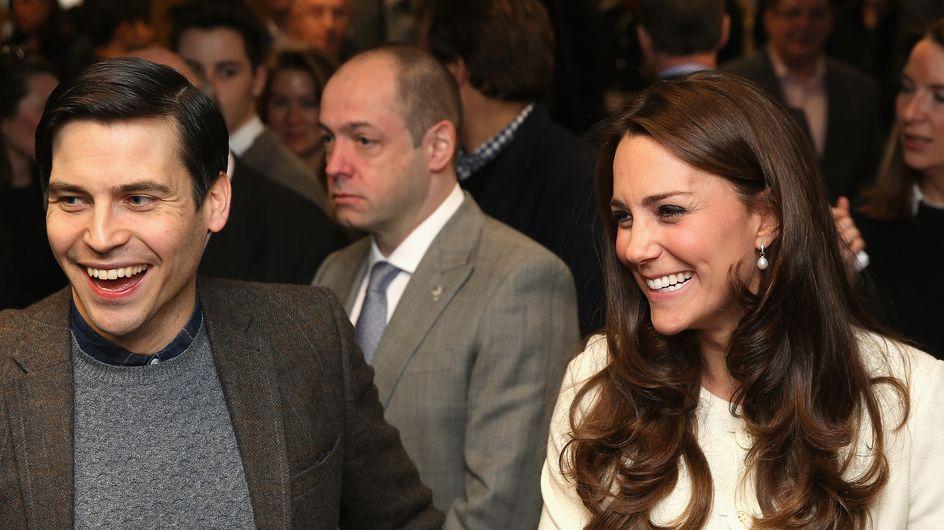 Kate Middleton ficha (por un día) por 'Downton Abbey'