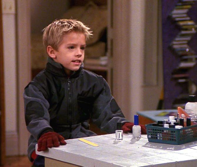Cole Sprouse dans Friends