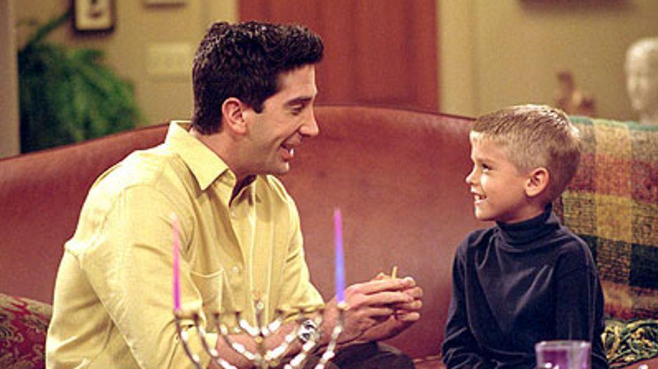 Ben, le fils de Ross dans Friends, est devenu beau gosse (Photos)