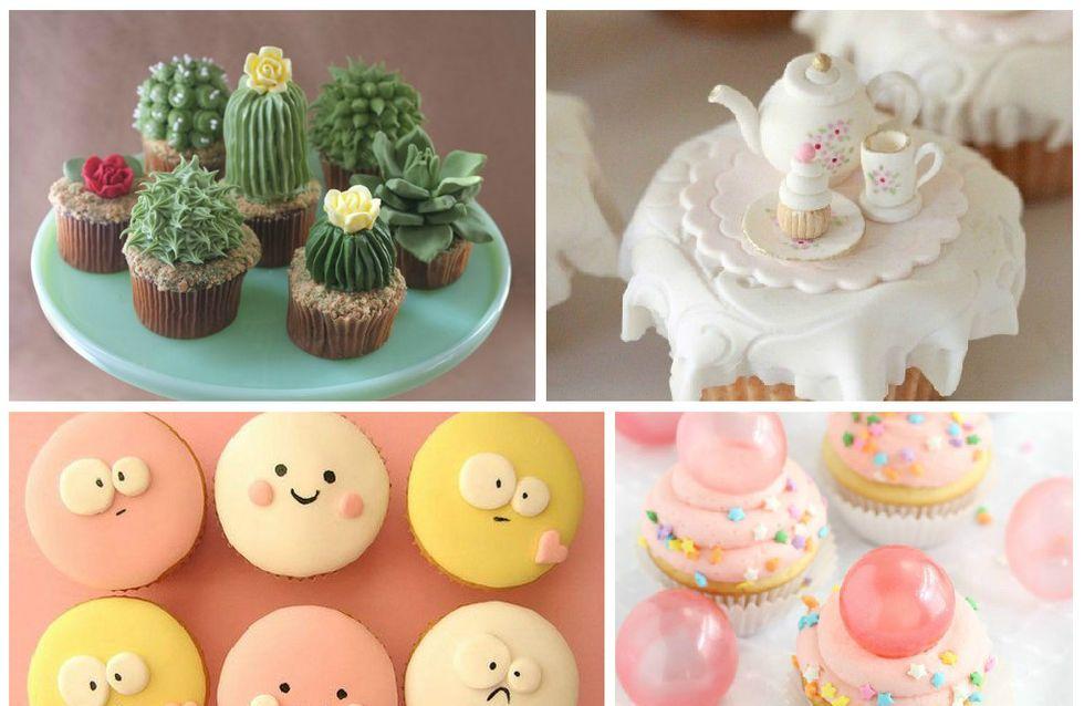 15 cupcakes originaux qui nous font craquer sur Pinterest
