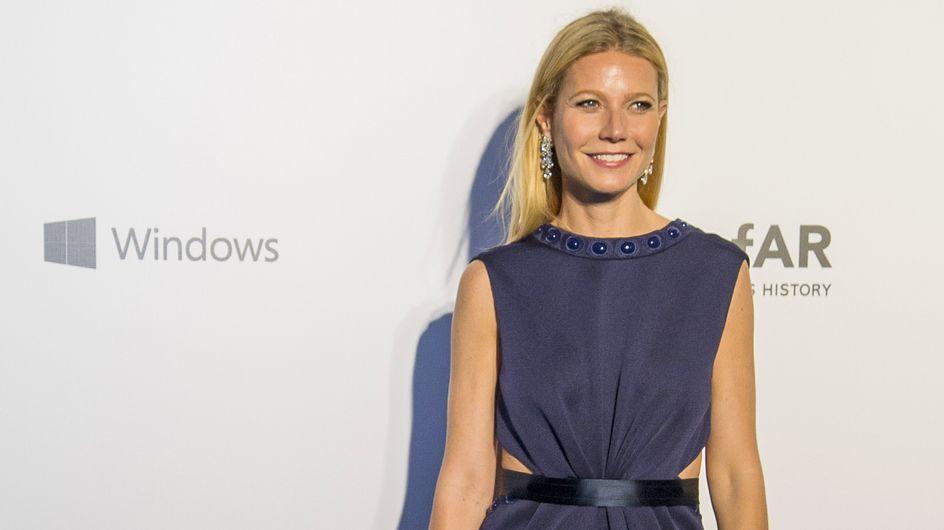 Gwyneth Paltrow est notre look du jour