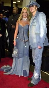 Britney Spears & Justin Timberlake, 2001