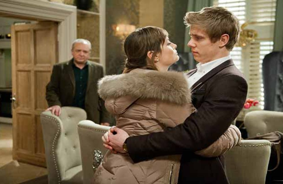 Emmerdale 23/03 - Chrissie apologises to Alicia